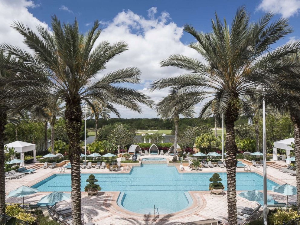 PHOTO: The Ritz-Carlton Orlando, Grande Lakes is pictured here.