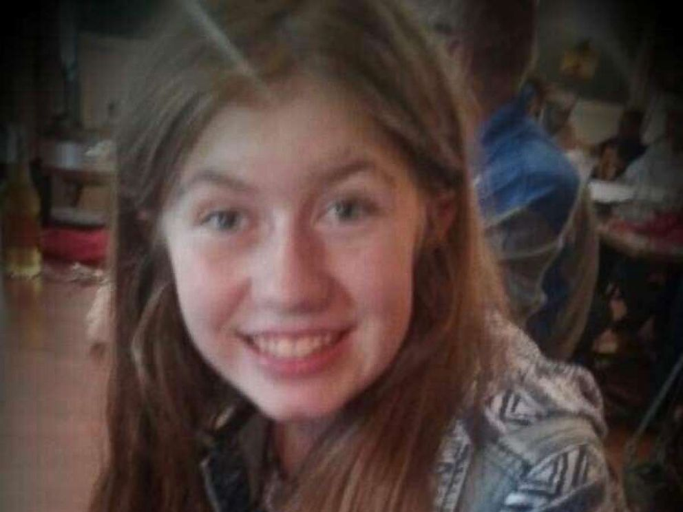 PHOTO: Jayme Closs, 13, who was kidnapped after her parents were murdered has just been found alive, police say. January 10, 2019.